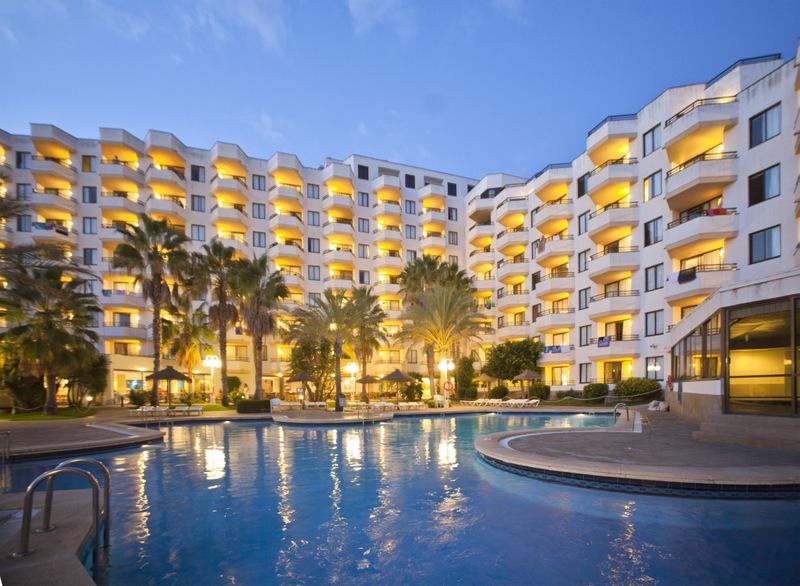 Trh jard n del mar hotel photos video official website for Aparthotel jardin del mar
